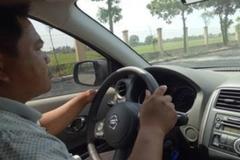 Chiếc ô tô đầu tiên dành cho người khuyết tật tại Việt Nam
