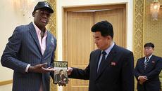 Món quà tặng của 'khách VIP' dành cho Kim Jong Un