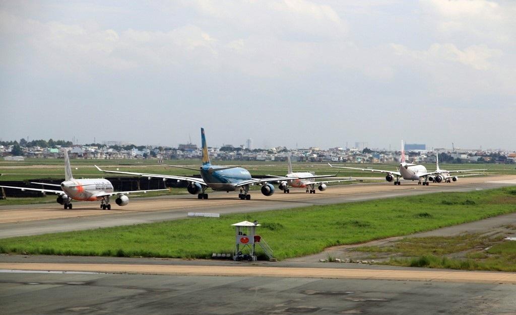 Tân Sơn Nhất, mở  rộng Tân Sơn Nhất, sân golf Tân Sơn Nhất, Long Thành, sân bay Long Thành, sân bay Tân Sơn Nhất