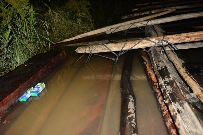 gỗ lậu, truy đuổi, Quảng Nam