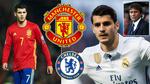 Chelsea ủ mưu đánh cắp Morata, gạt MU ra rìa