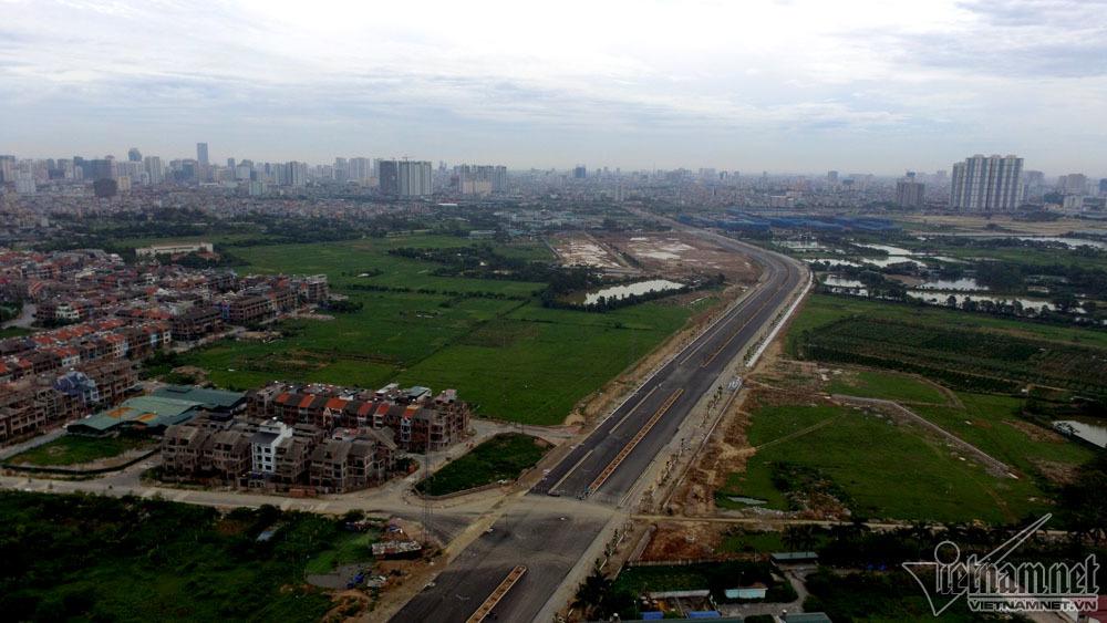 đường nghìn tỷ,thông xe,Nguyễn Xiển - Xa La