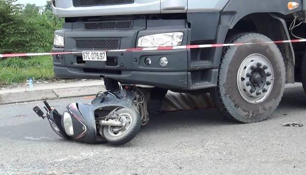 tai nạn, tai nạn giao thông, tai nạn Sài Gòn