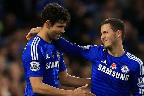 """Tin thể thao tối 18/6: Hazard """"đổ dầu vào lửa"""" vụ Diego Costa"""