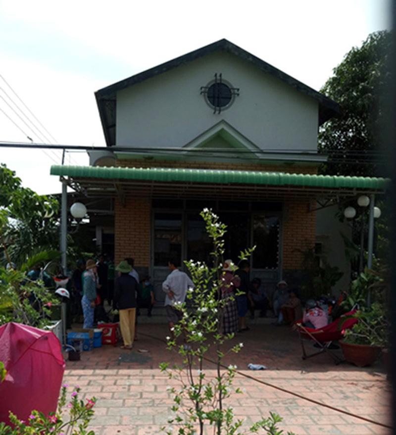 cháy, cháy nhà, hỏa hoạn, Ninh Thuận