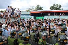 Hàng chục học viên cai nghiện ở miền Tây trốn trại