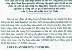 Bộ Nội vụ đề nghị Lai Châu thu hồi 28 quyết định tuyển dụng sai