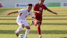 Hòa Myanmar, U15 Việt Nam hụt Cúp vô địch trên sân nhà