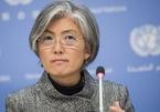 Hàn Quốc có nữ ngoại trưởng đầu tiên