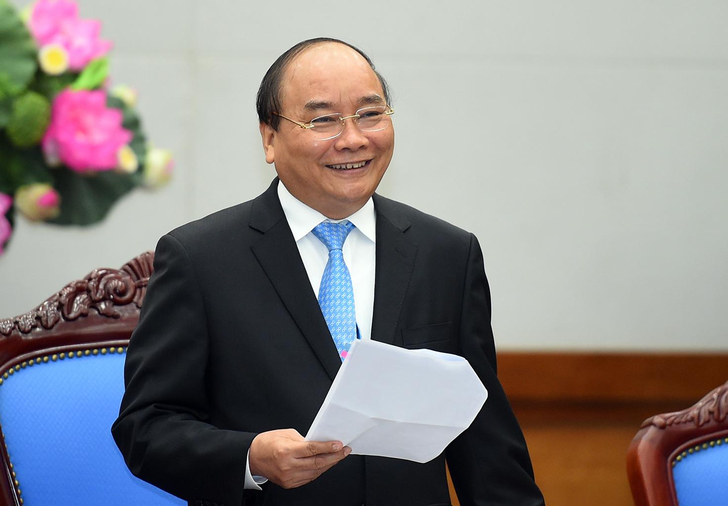Thủ tướng,Thủ tướng Nguyễn Xuân Phúc,Nguyen Xuan Phuc,doanh nghiệp,báo chí
