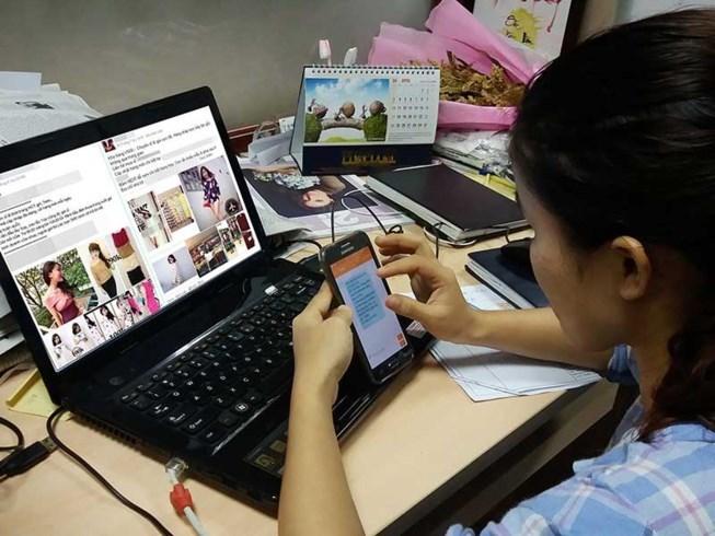 bán hàng qua mạng,kinh doanh online,bán hàng online,Facebook,kinh doanh facebook