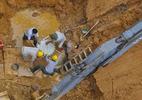 Đường ống nước sạch sông Đà gặp sự cố lần thứ 21