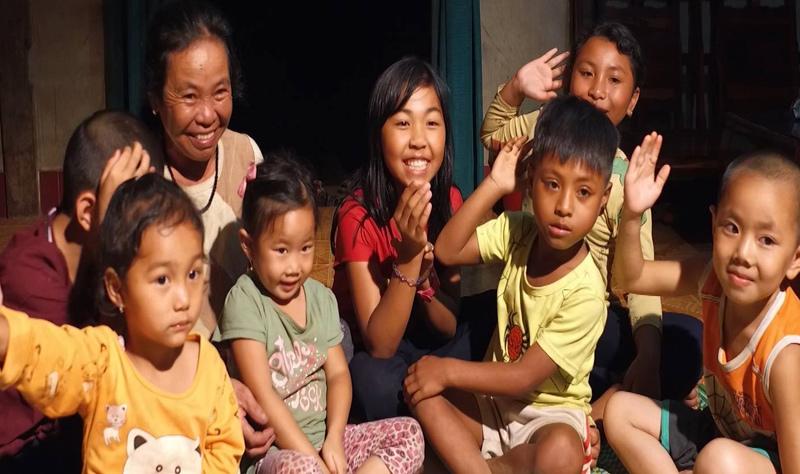 Điều ước thứ 7 số 118: Người mẹ vĩ đại nuôi 9 trẻ mồ côi chưa để đói một ngày