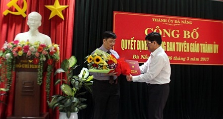 Sẽ miễn nhiệm chức danh Phó chủ tịch Đà Nẵng đối với ông Đặng Việt Dũng