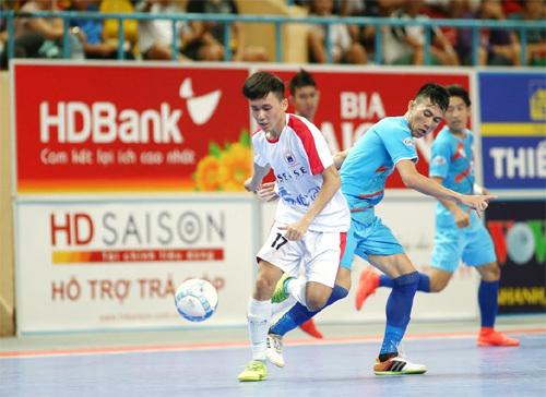 Thắng to, Thái Sơn Nam tiến gần đến ngôi vô địch