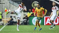 Australia vs Đức: Thử tài nhà ĐKVĐ thế giới