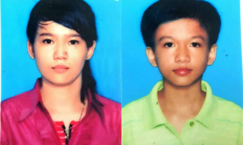 mất tích, Sài Gòn, Công an, thiếu nữ