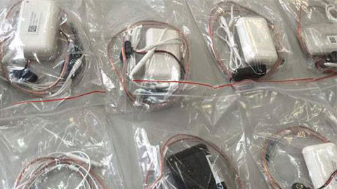 Công an Hà Nội thu hàng loạt thiết bị gian lận thi cử