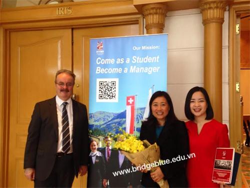 Cơ hội và thách thức du học sinh Việt ở Thụy Sỹ