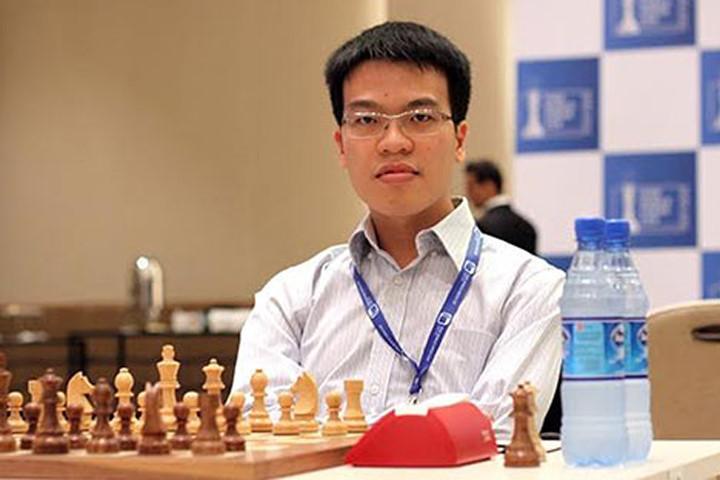 Lê Quang Liêm,cờ vua