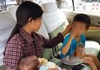 Tình tiết bất ngờ vụ mẹ bỏ rơi 2 con trên vỉa hè Sài Gòn