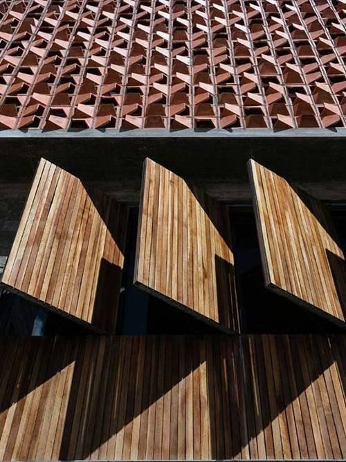 nhà đẹp, xây nhà, thiết kế nhà, nhà hướng Tây