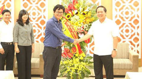 Ngày báo chí, Ngày báo chí Việt Nam, Ngày báo chí cách mạng Việt Nam, Bộ trưởng Thông tin truyền thông, Trương Minh Tuấn, báo chí