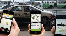 Thói quen gọi taxi ở Việt Nam đã thay đổi