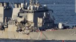 Bí ẩn tàu chiến của hải quân Mỹ không thể chìm