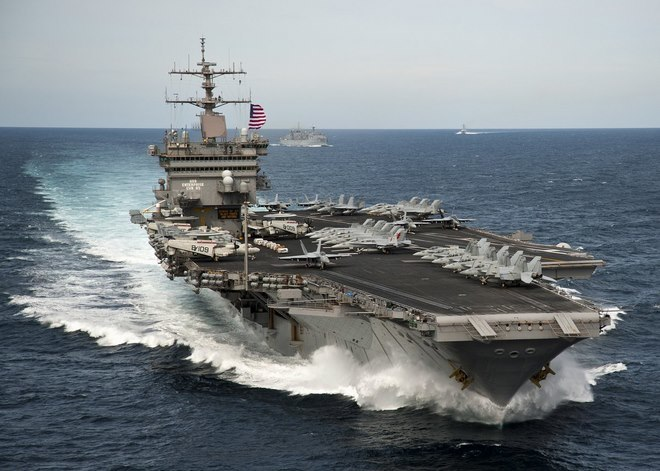 tàu chiến, tàu Mỹ, tàu sân bay, hàng không mẫu hạm