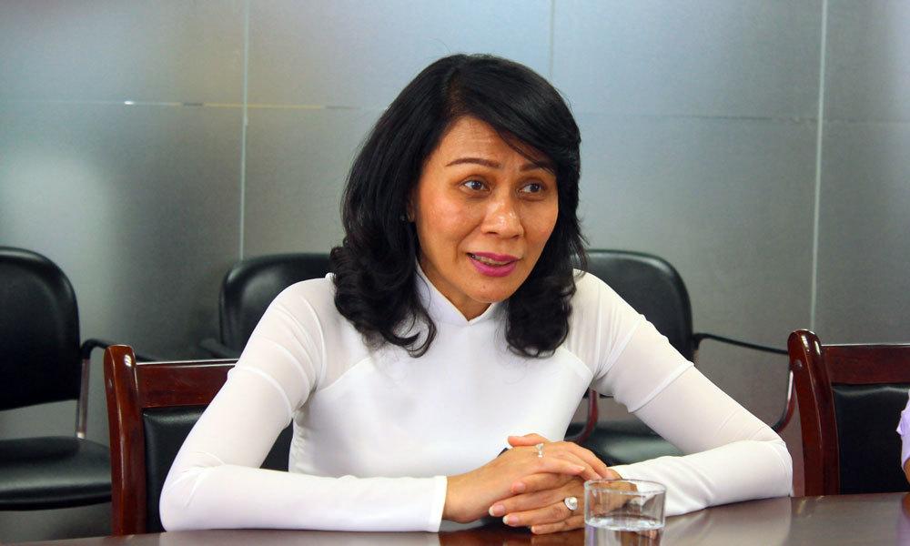 Phó chủ tịch UBND TP.HCM thăm báo VietNamNet