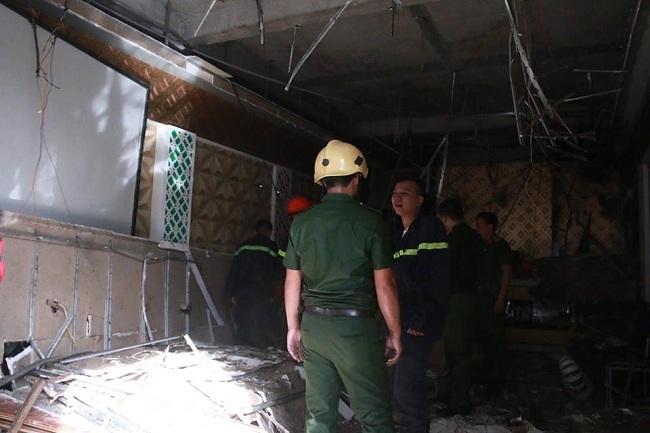 cháy karaoke, hỏa hoạn, cháy ở Đà Nẵng