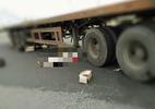 Va chạm với container, 4 người trong một gia đình thương vong
