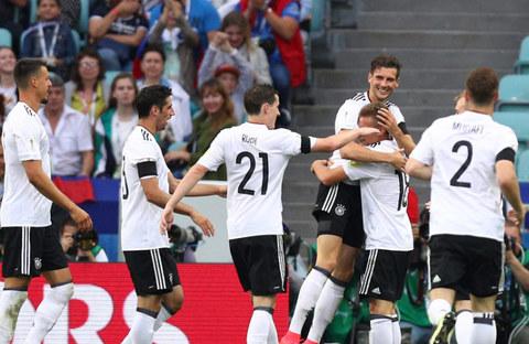 Đức vs Australia