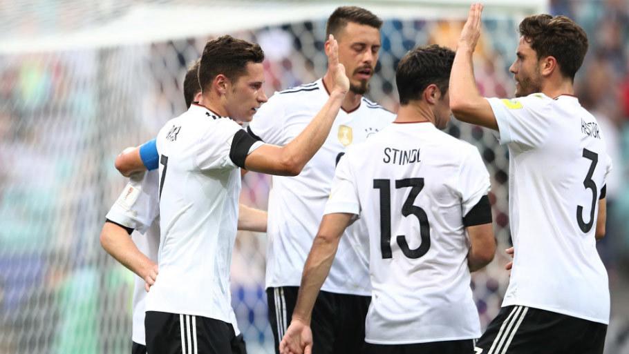 Đức, Australia, Confederations Cup 2017, trực tiếp bóng đá