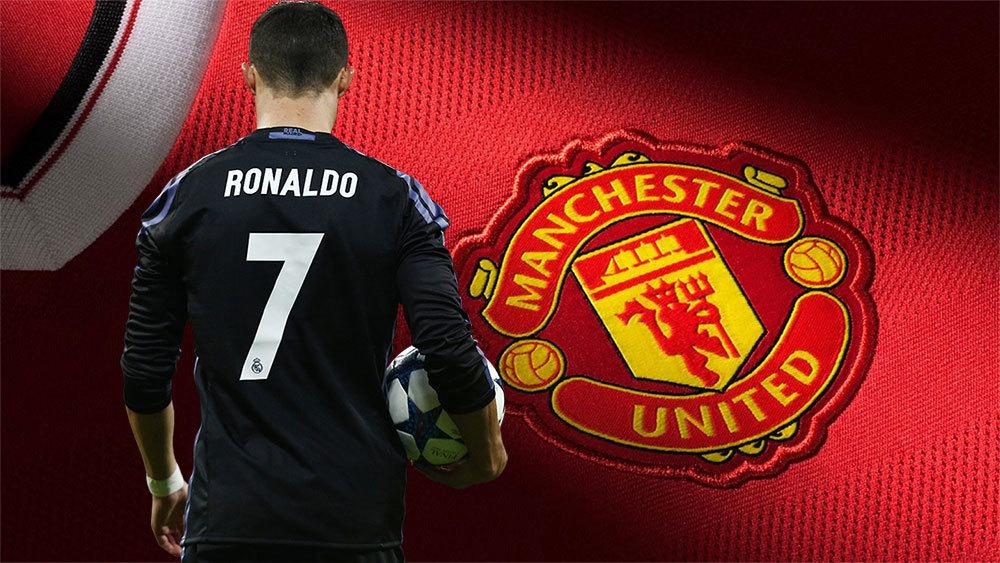 Ronaldo, MU, Mourinho, Real Madrid