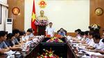 Đập chính hồ Núi Cốc bị thấm: Chủ tịch Thái Nguyên chủ trì họp khẩn