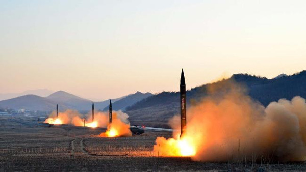 Hàn Quốc, Triều Tiên, vũ khí diệt tên lửa