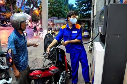 giá xăng,xăng dầu,giá dầu,điều chỉnh giá xăng