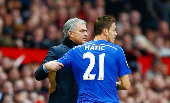 Matic đòi sang MU tái hợp thầy Mourinho