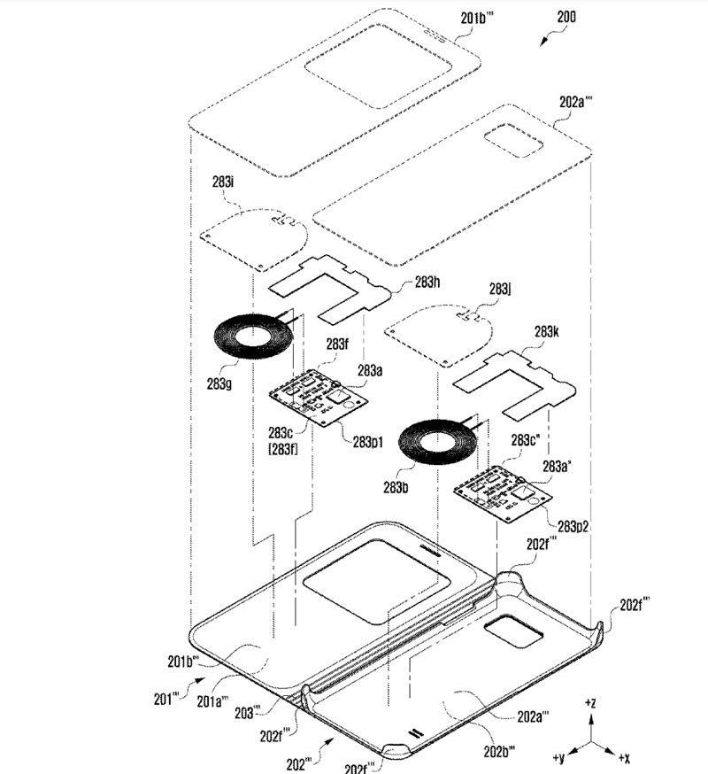 sạc không dây, Samsung, Samsung Gear, smartphone, smartwatch, đồng hồ thông minh