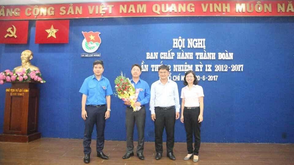 TP.HCM,Phạm Hồng Sơn,Bí thư Thành đoàn