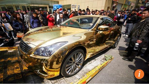 Số lượng người giàu Trung Quốc tăng chóng mặt