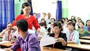 Giám thị băn khoăn về bài thi tổ hợp và thí sinh tự do