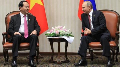 Chủ tịch nước thăm chính thức Nga cuối tháng 6