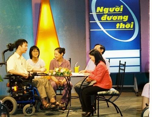 Tạ Bích Loan, VTV, truyền hình