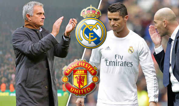 Tin Chuy U1ec3n Nh U01b0 U1ee3ng 21 6 Mourinho U0026quot L U1eadt M U1eb7t U0026quot Ronaldo MU K U00fd