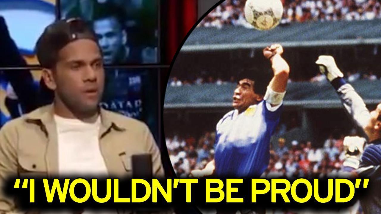"""Tin thể thao sáng 21/6: Maradona chửi Dani Alves là """"thằng ngu"""""""