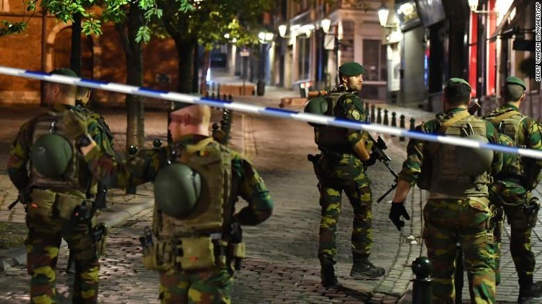 Tấn công khủng bố tại Bỉ, nghi phạm bị tiêu diệt