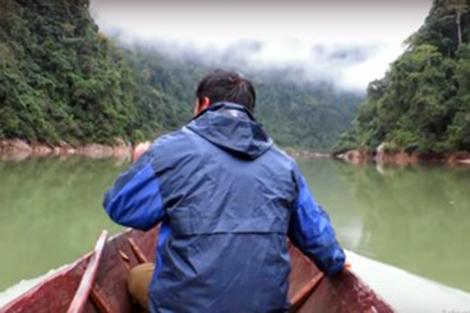 Săn 'thủy quái' trên sông Đà sẽ chỉ còn là truyền thuyết?
